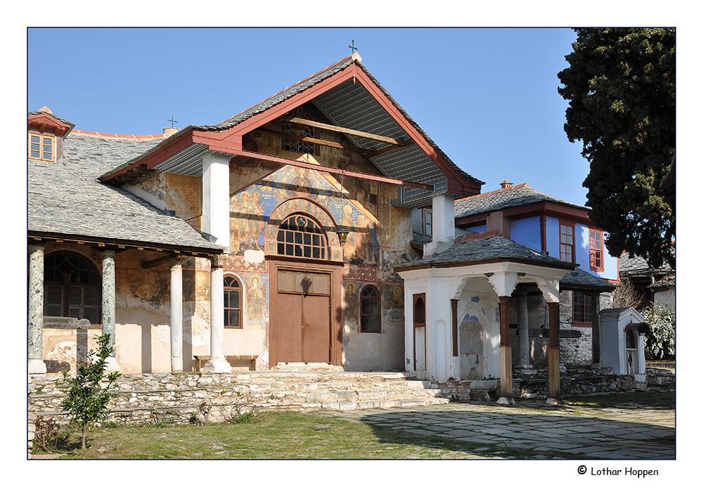 Meghisti Lavra