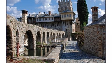 Kloster Stavronikita