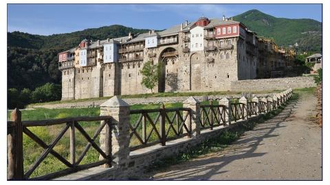 Kloster-Iviron