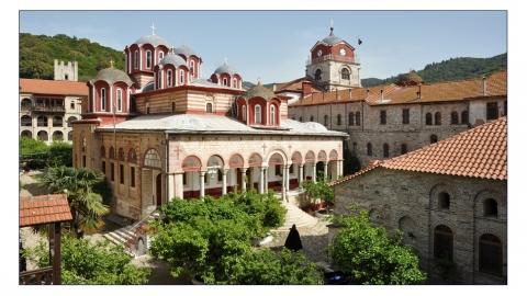Kloster Esphigmenou
